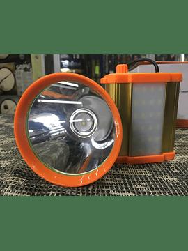 Foco led recargable 100 watts