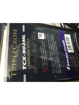 Caña Major Craft Triplecross TCX-902ML
