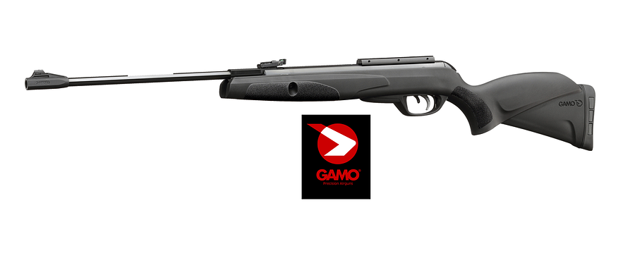 rifle gamo black knight