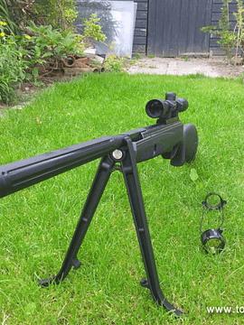 Rifle gamo black bull