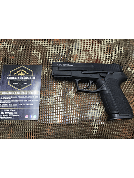 Pistola fogueo Leo GT22 black cal 9 mm