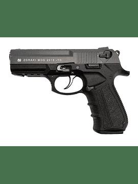 Pistola Zoraki 2918 cal 9 mm titán