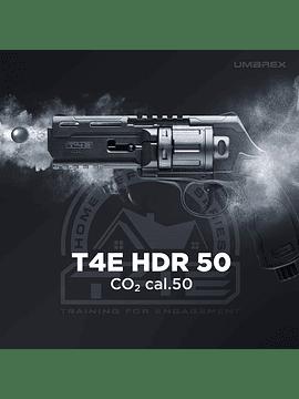 Revólver traumático umarex HDR 50