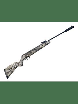 Rifle Apolo o black mosse sr1000s cal 5,5 Camu + mira 3-9x40E