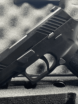 Pistola fogueo Ceonic P320 cal 9 mm