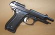 Pistola Bruni Mod. 92 calibre 9 mm fogueo.