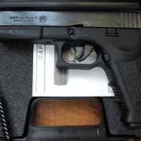 Pistola Bruni Mod. GAP CAL. 8 MM Fogueo.