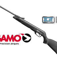 Rifle Nitro Piston Gamo Black Shadow IGT Calibre 5.5mm