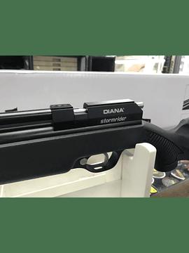 Rifle PCP Diana Stormrider cal 5,5 + Bombin