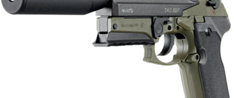 Pistola Gamo TAC 82X