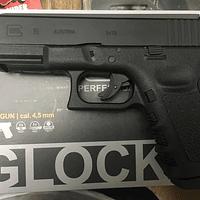 Pistola co2 Glock 19 cal. 4.5 bbs