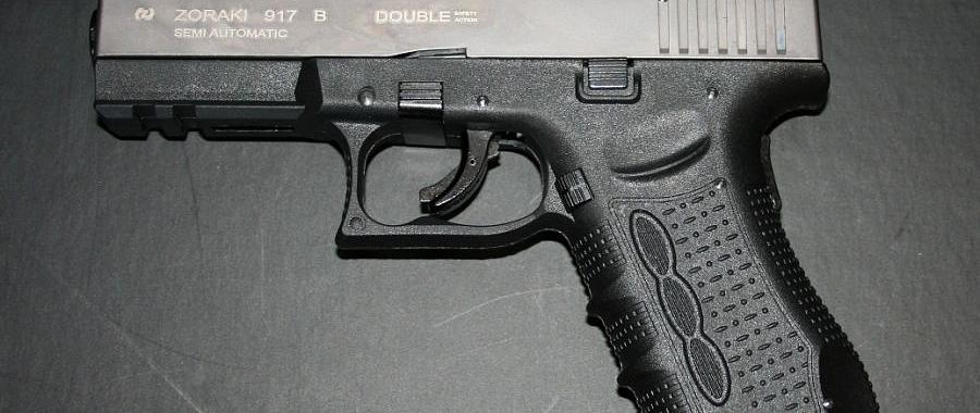 Pistola Zoraki Mod. 917