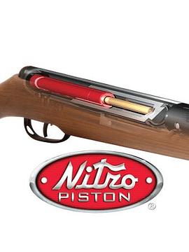 Crosman Vantage cal 5,5 nitro piston + mira 3-9x40