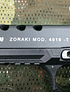 zoraki 4918 -TD fogueo cal. 9 mm
