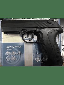 Pistola Berretta Px4 storm co2 cal. 4.5