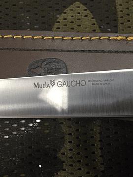 Cuchillo Muela Gaucho Asta de ciervo