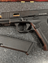 Pistola kwc GLOCK 17custom CO2 cal. 4.5bbs.