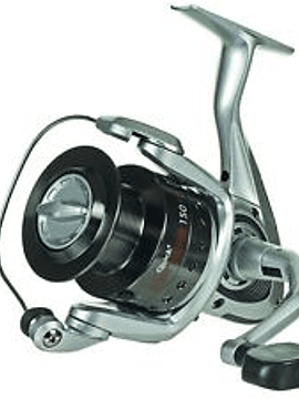 Carrete Dam fighter pro met 160 fd