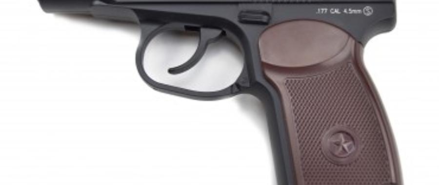 Pistola makarov replica  CO2