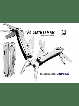 Leatherman Wingman con funda