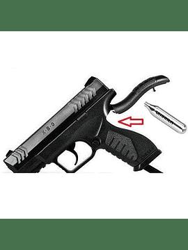 Pistola Umarex XBG CO2 cal- 4.5bbs