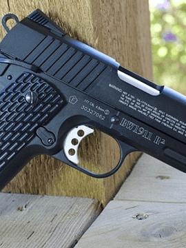 BLACKWATER 4,5mm GUN BW1911 R2 CO2 FULL METAL Y BLOW BACK