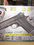 BLACKWATER 4,5mm GUN BW1911 R2 CO2 FULL METAL Y BLOW BACK