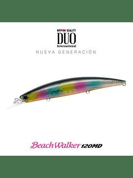 señuelo DUO beach walker 120MD Black Candy
