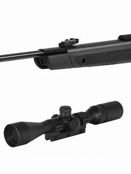 Rifle gamo g-1250 whisper mach 1 +mira 3-9x40