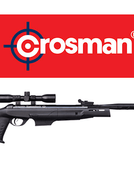 Rifle Crosman Diamondback NPE SBD cal. 5.5 +mira 4x32