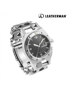 Reloj leatherman Tread Tempo inox