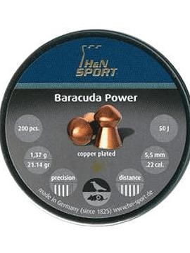 Baracuda Power Cal. 5,5