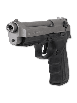 Pistola Fogueo Zoraki Modelo 918-T Titanio