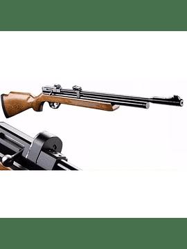 Rifle PCP PR900R  generación2 cal. 5,5 regulado + bombin