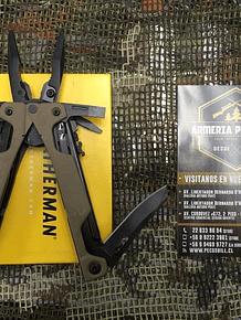 Multiherramienta leatherman OHT/TAN