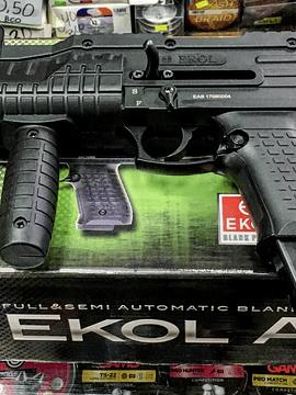 Mini uzi Ekol  ASI cal. 9mm fogueo