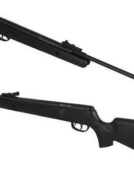 rifle corsman fury nitro piston cal. 4.5  + mira zlip 4x32   con monturas