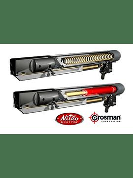 rifle corsman fury nitro piston cal. 5,5  + mira zlip 3-9x40  con monturas