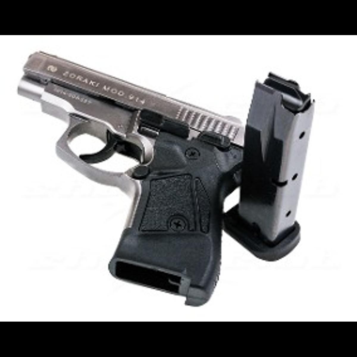 Pistola Fogueo Zoraki Modelo 914 Automatica