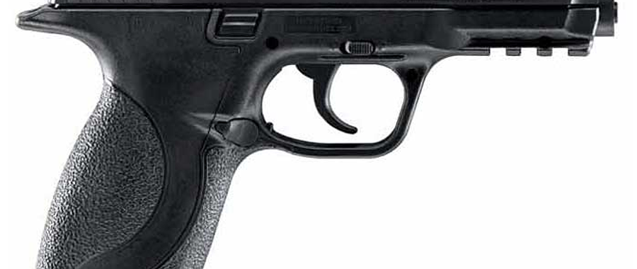 Pistola Co2 Smith & Wesson M&p40
