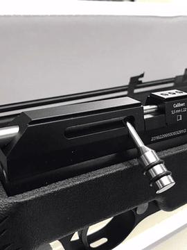 Rifle Diana Stormrider cal 5,5 +funda + mira 3-9x40AOE +bombin+ Postones