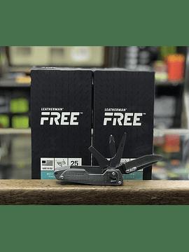 Cuchillo Leatherman Free T2