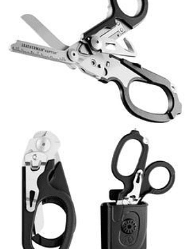 Tijera Tactica Leatherman Raptor.