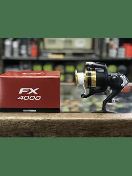 Carrete shimano Fx4000FC New