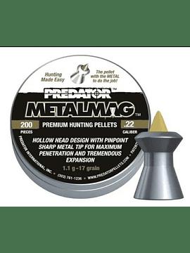 Postones predator metalmag cal 5,5