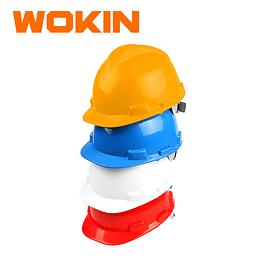 CASCO ROJO WOKIN