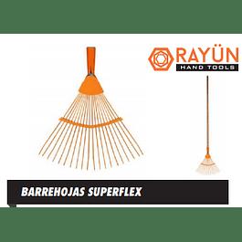 BARREHOJAS SUPERFLEX 22 DIENTES C/MANGO RAYUN