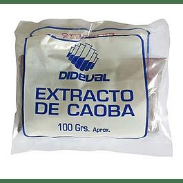EXTRACTO DE CAOBA 100GR
