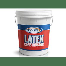 LATEX CONSTRUCTOR BLANCO 4GL SOQUINA