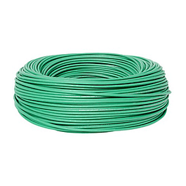 CABLE HALOGENO 1.5MM VERDE